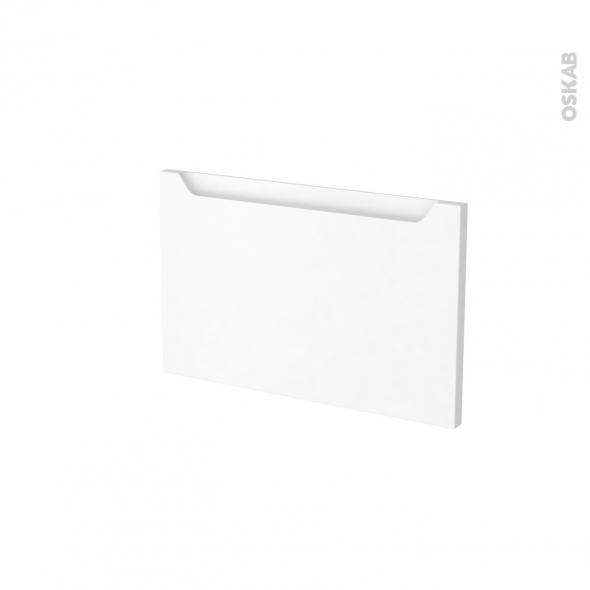 PIMA Blanc - face tiroir N°7 - L50xH31