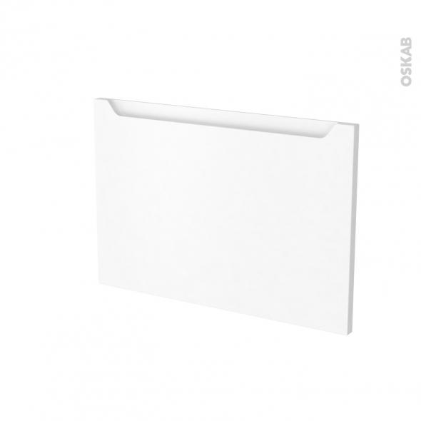 Façades de cuisine - Porte N°13 - PIMA Blanc - L60 x H41 cm