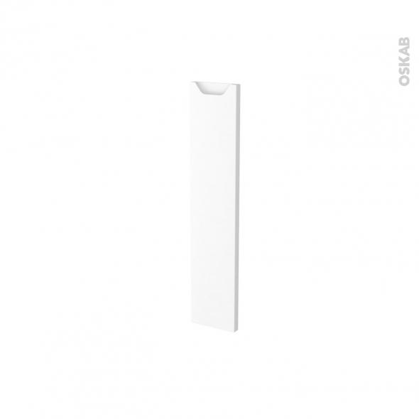 Façades de cuisine - Porte N°17 - PIMA Blanc - L15 x H70 cm