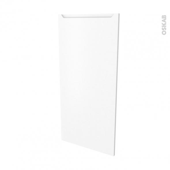 PIMA Blanc - porte N°27 - L60xH125
