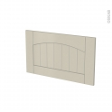 SILEN Argile - face tiroir N°10 - L60xH35