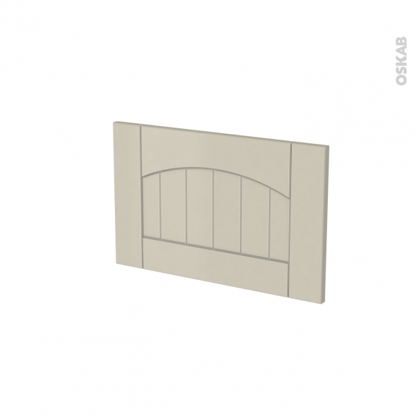 SILEN Argile - façade N°59 4 tiroirs - L60xH70