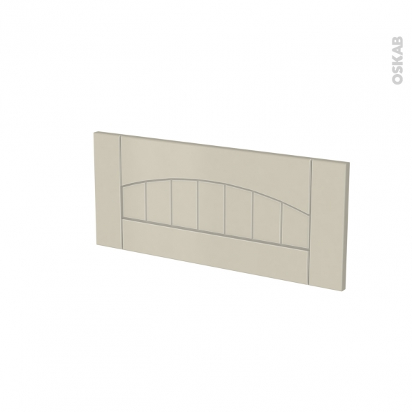 SILEN Argile - face tiroir N°5 - L60xH25