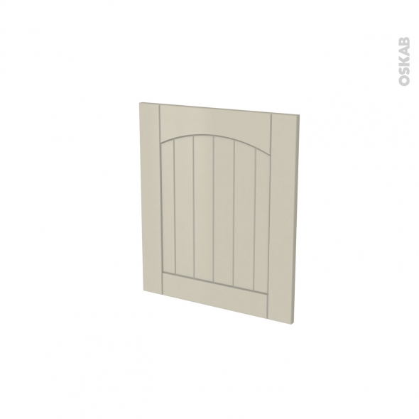 SILEN Argile - porte N°15 - L50xH57 - gauche