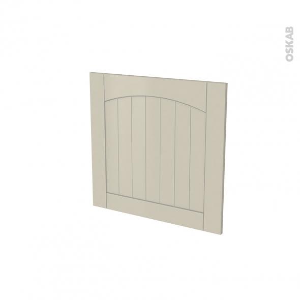 SILEN Argile - Porte N°16 - Lave vaisselle intégrable - L60xH57