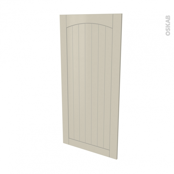 SILEN Argile - porte N°27 - L60xH125