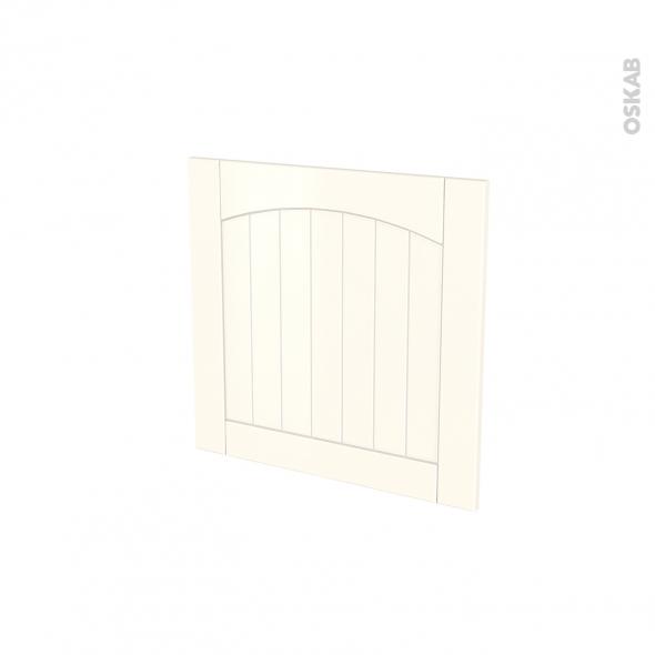SILEN Ivoire - Porte N°16 - Lave vaisselle intégrable - L60xH57
