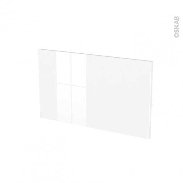Façades de cuisine - Face tiroir N°10 - STECIA Blanc - L60 x H35 cm