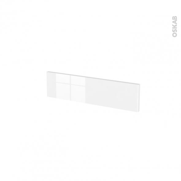 Façades de cuisine - Face tiroir N°2 - STECIA Blanc - L50 x H13 cm