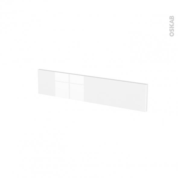 STECIA Blanc - face tiroir N°3 - L60xH13