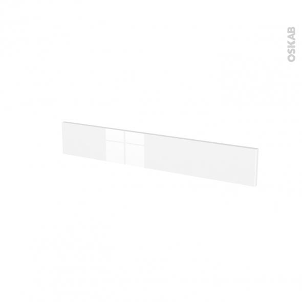STECIA Blanc - face tiroir N°42 - L80xH13