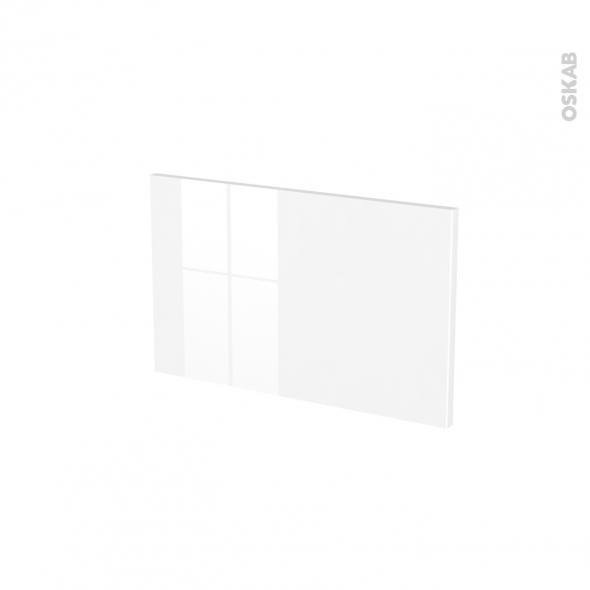 Façades de cuisine - Face tiroir N°7 - STECIA Blanc - L50 x H31 cm
