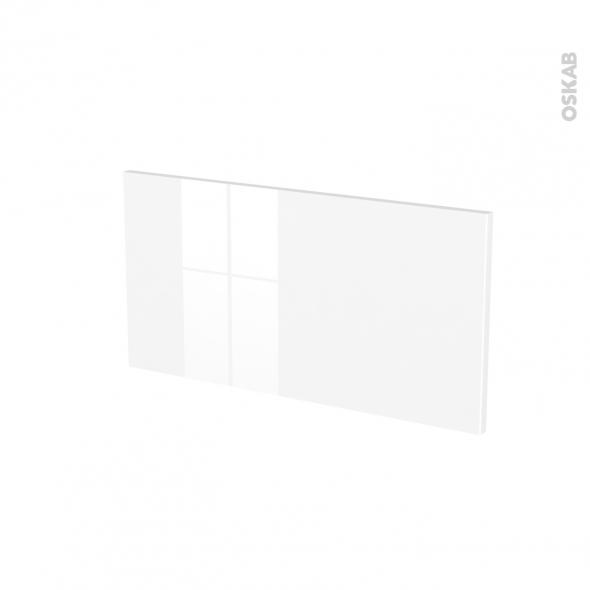 STECIA Blanc - face tiroir N°8 - L60xH31