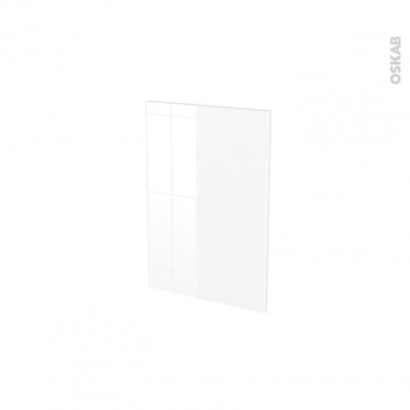 Façades de cuisine - Porte N°14 - STECIA Blanc - L40 x H57 cm