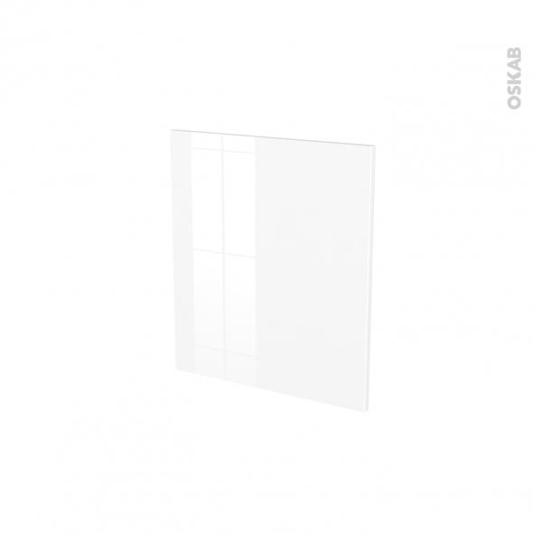 Façades de cuisine - Porte N°15 - STECIA Blanc - L50 x H57 cm