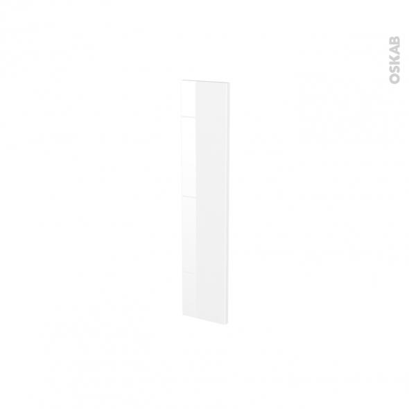 STECIA Blanc - porte N°17 - L15xH70