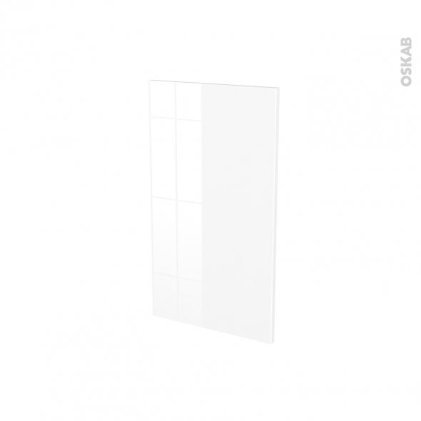 Façades de cuisine - Porte N°19 - STECIA Blanc - L40 x H70 cm