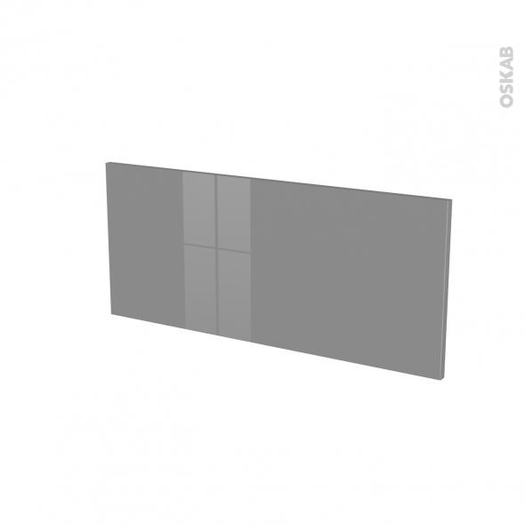 Façades de cuisine - Face tiroir N°11 - STECIA Gris - L80 x H35 cm
