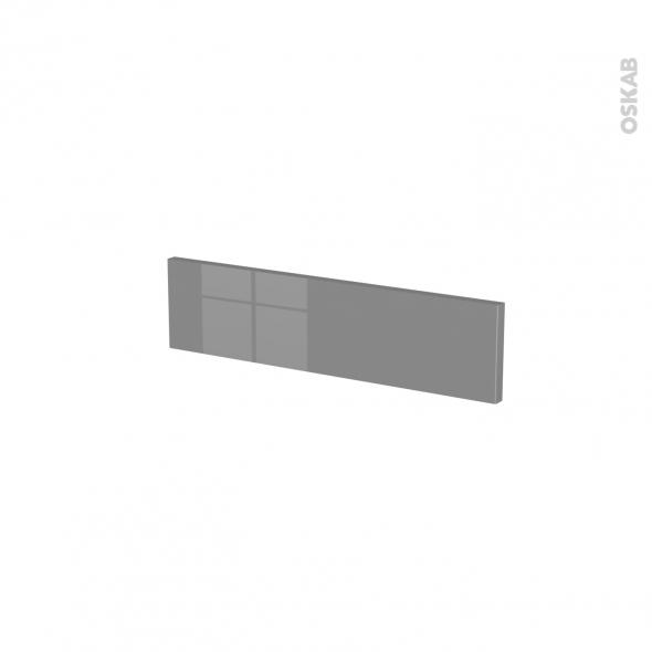 STECIA Gris - face tiroir N°2 - L50xH13