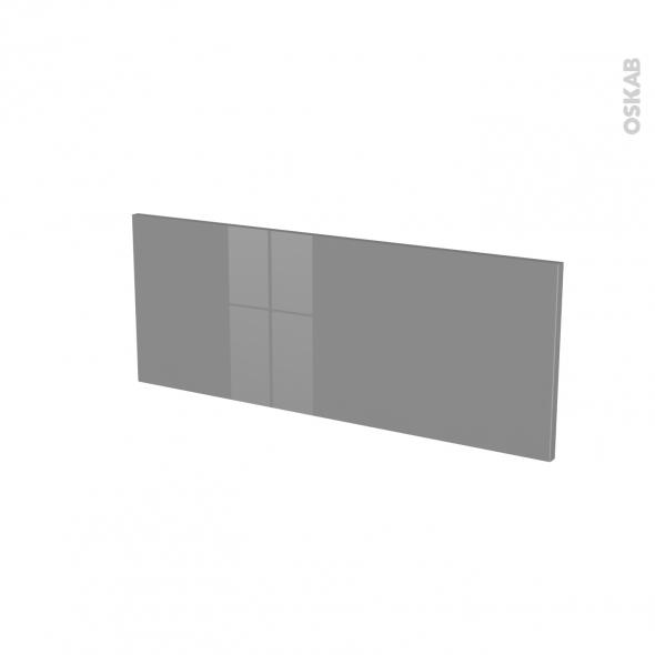 Façades de cuisine - Face tiroir N°38 - STECIA Gris - L80 x H31 cm