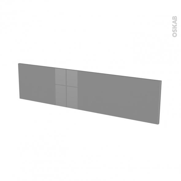 STECIA Gris - face tiroir N°41 - L100xH25