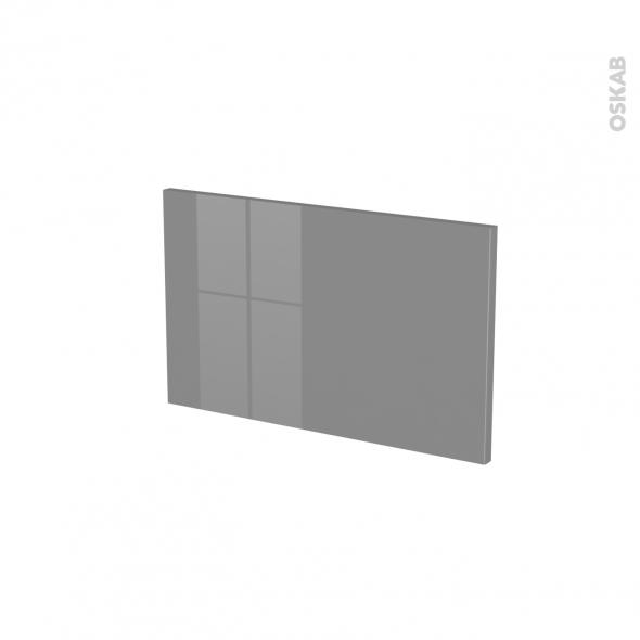 Façades de cuisine - Face tiroir N°7 - STECIA Gris - L50 x H31 cm
