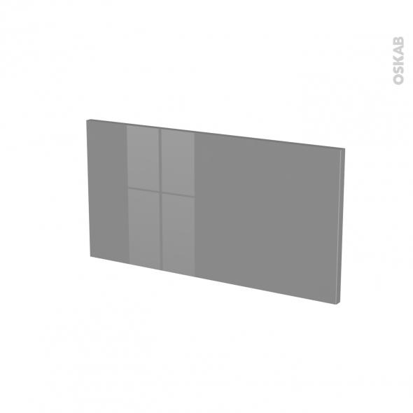 Façades de cuisine - Face tiroir N°8 - STECIA Gris - L60 x H31 cm