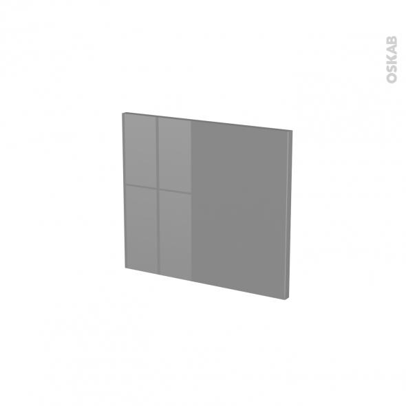 STECIA Gris - face tiroir N°9 - L40xH35