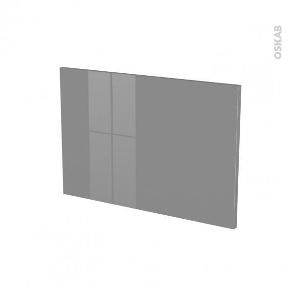 Façades de cuisine - Porte N°13 - STECIA Gris - L60 x H41 cm