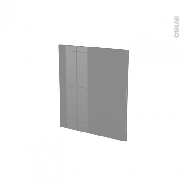 Façades de cuisine - Porte N°15 - STECIA Gris - L50 x H57 cm