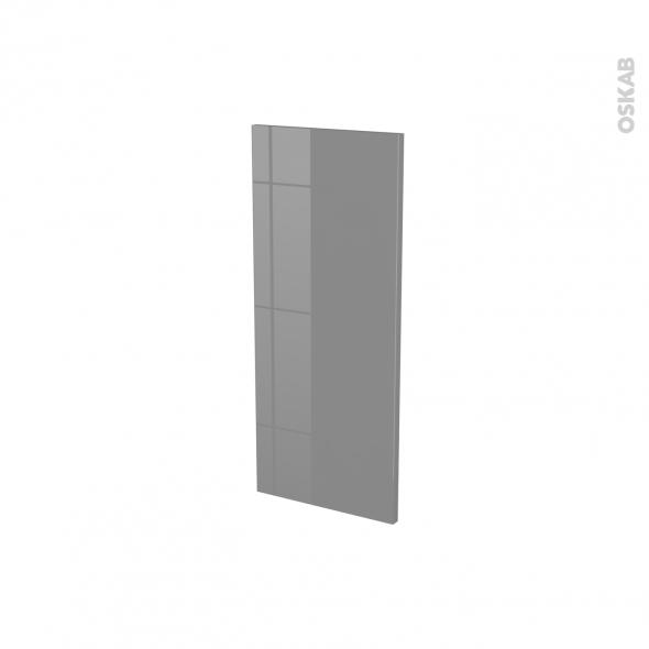 Façades de cuisine - Porte N°18 - STECIA Gris - L30 x H70 cm