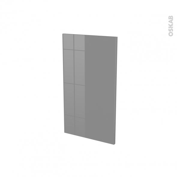 Façades de cuisine - Porte N°19 - STECIA Gris - L40 x H70 cm