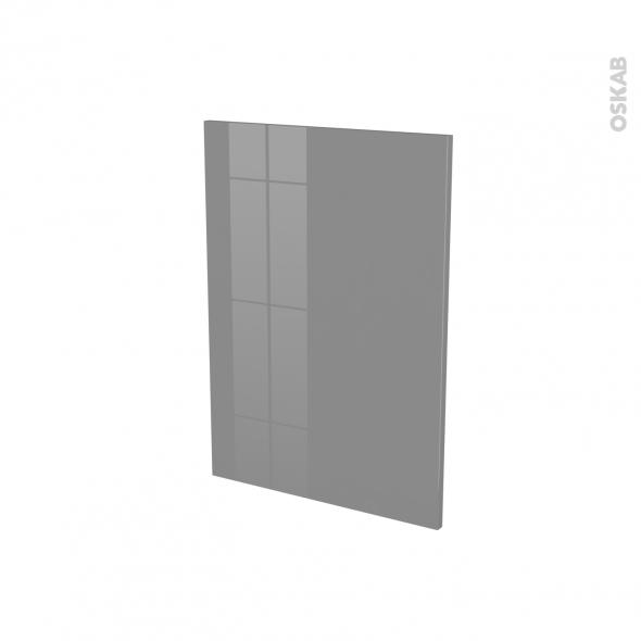 Façades de cuisine - Porte N°20 - STECIA Gris - L50 x H70 cm
