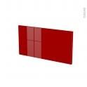 STECIA Rouge - face tiroir N°8 - L60xH31