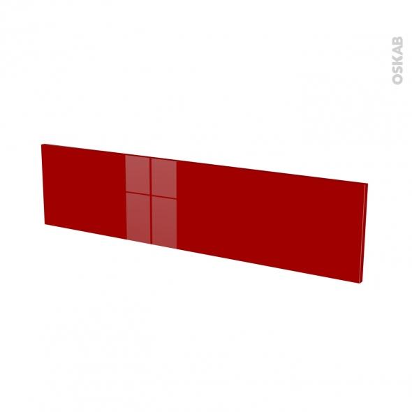 STECIA Rouge - face tiroir N°41 - L100xH25