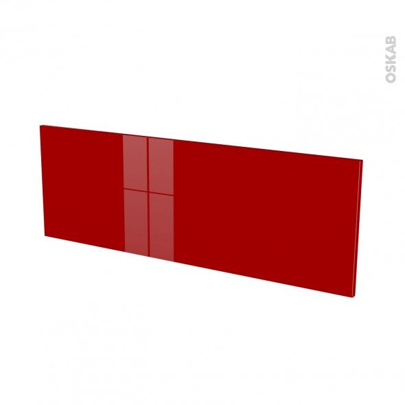 STECIA Rouge - porte N°12 - L100xH35