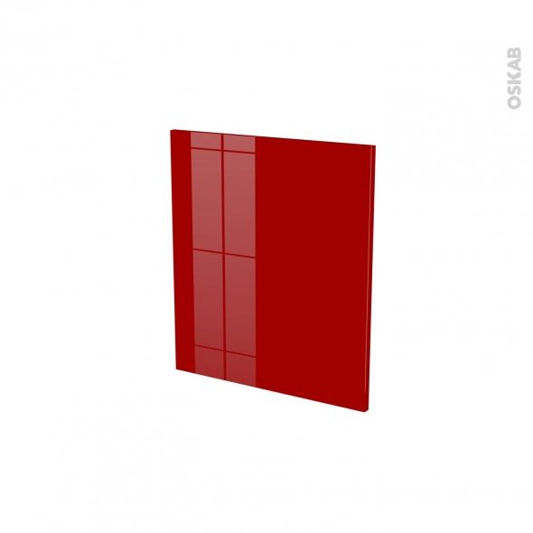 STECIA Rouge - porte N°15 - L50xH57