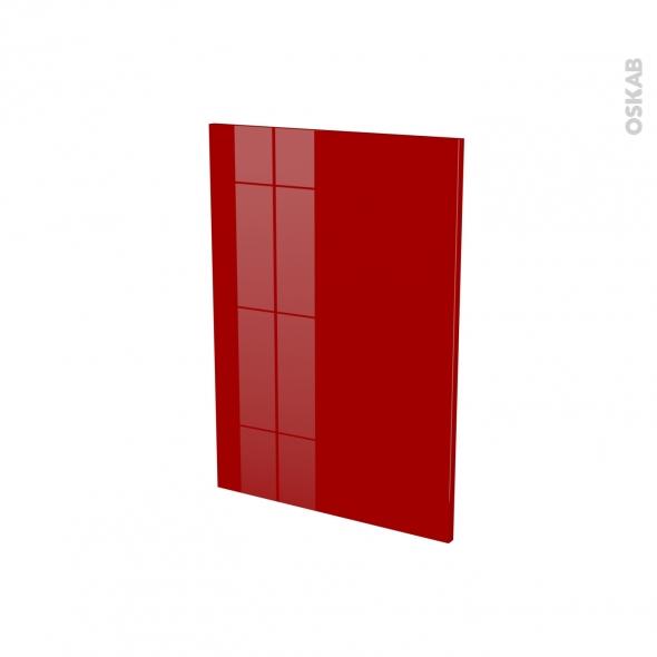Façades de cuisine - Porte N°20 - STECIA Rouge - L50 x H70 cm