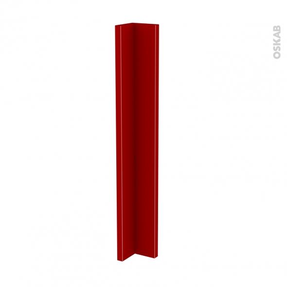 Renvoi d'angle de cuisine - N°36 - STECIA Rouge