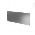 STILO Inox - face tiroir N°11 - L80xH35