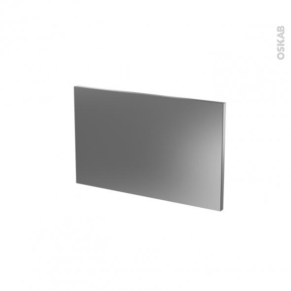 STILO Inox - face tiroir N°7 - L50xH31