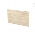 Façades de cuisine - Face tiroir N°10 - STILO Noyer Blanchi - L60 x H35 cm