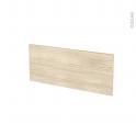 STILO Noyer Blanchi - face tiroir N°5 - L60xH25