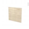 Façades de cuisine - Porte N°16 - STILO Noyer Blanchi - L60 x H57 cm