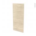 Façades de cuisine - Porte N°23 - STILO Noyer Blanchi - L40 x H92 cm