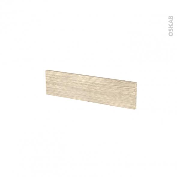 Façades de cuisine - Face tiroir N°2 - STILO Noyer Blanchi - L50 x H13 cm