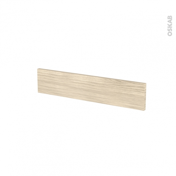 STILO Noyer Blanchi - face tiroir N°3 - L60xH13