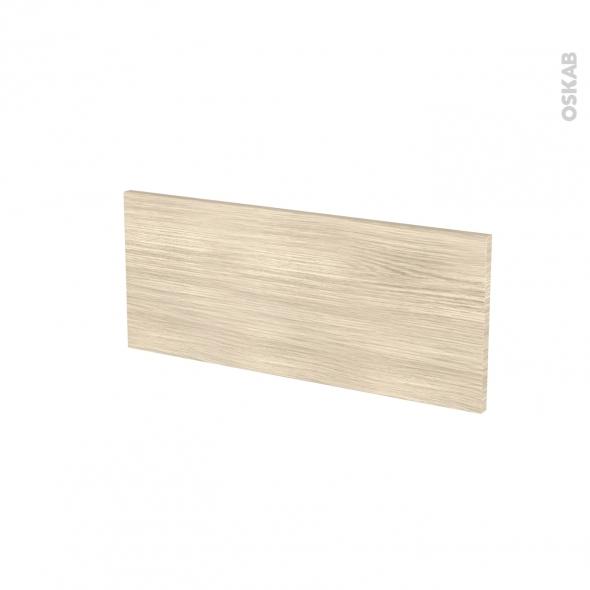 Façades de cuisine - Face tiroir N°5 - STILO Noyer Blanchi - L60 x H25 cm