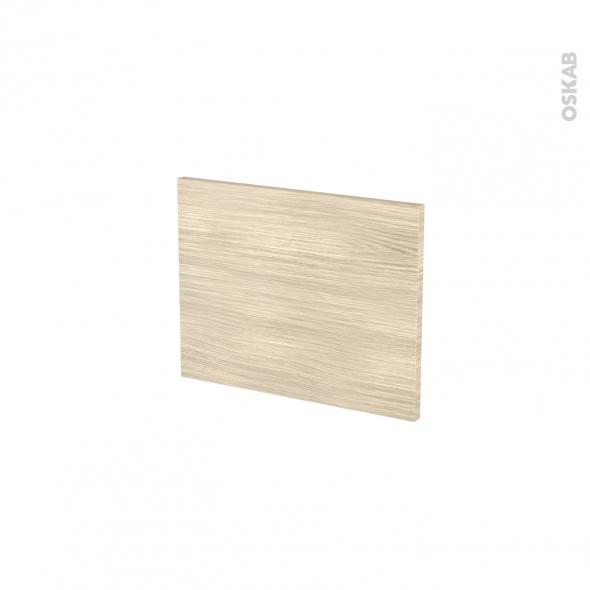 STILO Noyer Blanchi - face tiroir N°6 - L40xH31