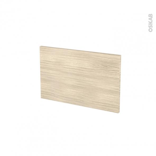 STILO Noyer Blanchi - face tiroir N°7 - L50xH31